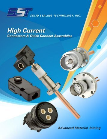 High Current Connectors - Solid Sealing Technology Inc.