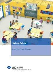 Sichere Schule - Lernräume / Unterrichtsraum
