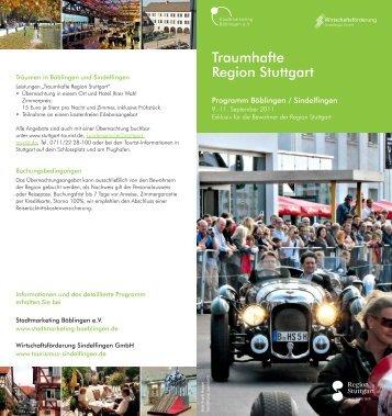 Traumhafte Region Stuttgart - Wirtschaftsförderung Sindelfingen ...