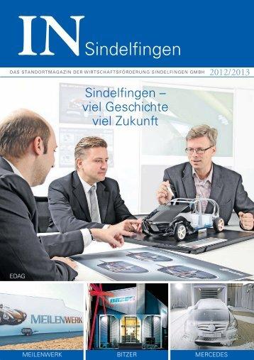INSindelfingen - Wirtschaftsförderung  Sindelfingen GmbH