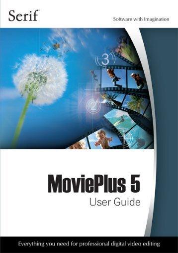 MoviePlus 5 User Guide - Serif