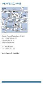 FEIERN SIE ERöFFNUNG MIT RICHTER+FRENZEL - Seite 4