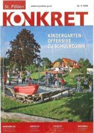 www.st-poelten.gv.at Nr. 9/2008