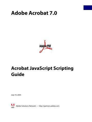 acrobat javascript if and