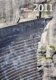 Berichterstattung cemsuisse 2011 - Schweizer Zement