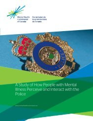 A Study of How People with Mental Illness Perceive and Interact with ...