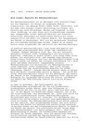 zahl - bild - schrift: antike grund/lagen - Medienwissenschaft - HU ...
