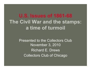 View the presentation - The Collectors Club