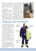 Projektlastning vid Lambergskajen Samspel ger ... - Vänerhamn AB - Page 5