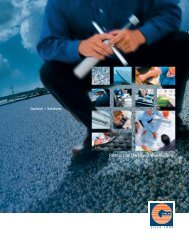 Download Brochure - The Garland Company, Inc.