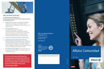 Allianz Comunidad