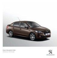 301 aksesuar broşürü - Peugeot