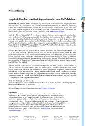 sipgate Onlineshop erweitert Angebot um drei neue ... - Sipgate.de