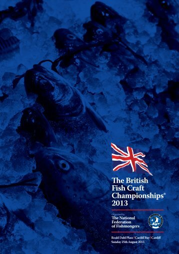 British Fish Craft Championships - National Federation of Fishmongers