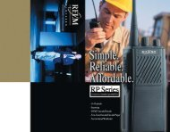 DTMF Encode/Decode - Paging & Wireless Service Center