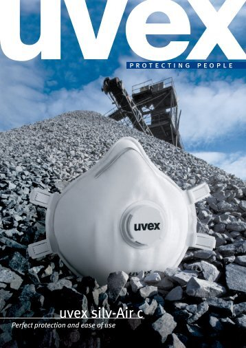 uvex silv-Air Breathing Protection Catalogue (PDF) - Uvex Group