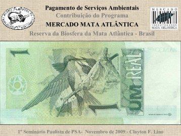 Mercado Mata Atlântica - SIGAM