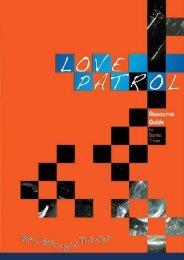 Love Patrol 3 (English) - Wan Smolbag Theatre