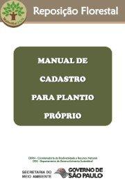 Reposição Florestal - SIGAM