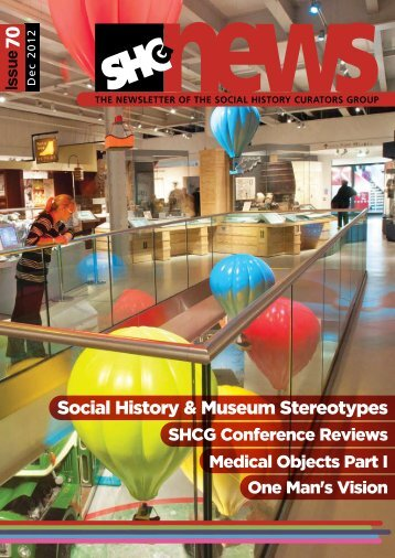 Download SHCG70.pdf... - Social History Curators' Group