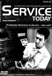 Online Service Portal der Kögel Fahrzeugwerke - Docware GmbH