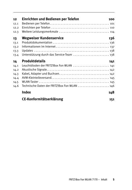 FRITZ!Box Fon WLAN 7170 - Sipgate.de