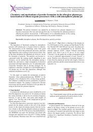 Chemistry and mechanisms of powder formation in the afterglow ...