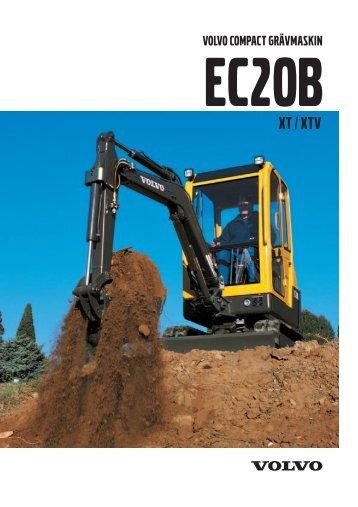 EC20B XT full spec.pdf - Swecon