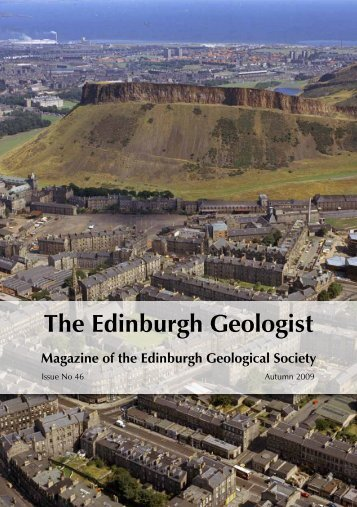 Preliminary pages - Edinburgh Geological Society