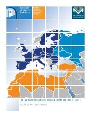 eu neighbourhood migration report 2013 - The Hague Process on ...