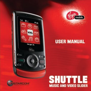 Manual - Virgin Mobile