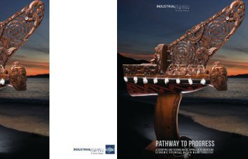 Pathway to Progress - Industrial Research Limited