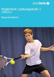 Ausführungsbestimmungen LS 1 - Tennis Zentralschweiz