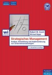Strategisches Management - 5., akt. Aufl.