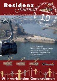 Ausgabe April 2012 | Seite 1 - Seniorenresidenz Moseltal