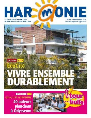 ÉcoCité - Montpellier Agglomération