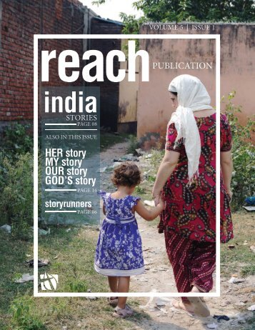 REACH Magazine - Calvary Church