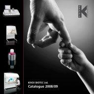 K-SYSTEMS® IVF Workstations - Medial