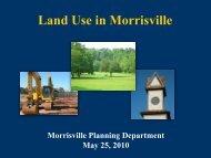 presentation - Town of Morrisville