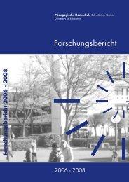 PDF-Datei - Pädagogische Hochschule - Schwäbisch Gmünd
