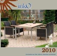 Gartenmöbel aus Teak, Geflecht, Aluminium und Edelstahl ...