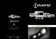 Visita il nostro catalogo tecnico - Bavaria