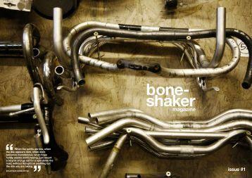 Boneshaker Magazine