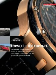 FORMULE 1 TOP CHRONO - Magazine Sports et Loisirs
