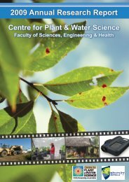 2009 Annual Research Report - Central Queensland University