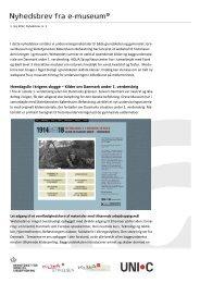 Nyhedsbrev nr. 3 2012 - Emu