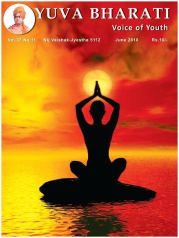 June 2010 New.pdf - Vivekananda Kendra Prakashan