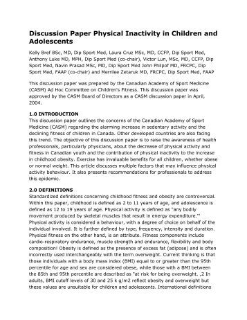 obesity among school children essay Obesity children essay preventing obesity among school children through healthier school meals obesity and overweight are among the pressing health.