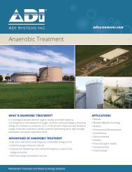 Learn more about Anaerobic treatment - ADI Systems Inc.