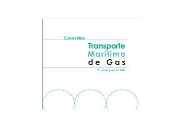 Transporte Marítimo de Gas Curso sobre
